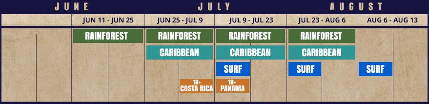 Summer 2016 CalendarNEW