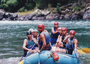 Outward Bound Costa Rica history is full of adventure!