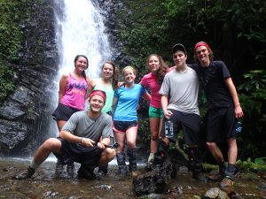 Rainforest Hike & Homestay 2015 #1