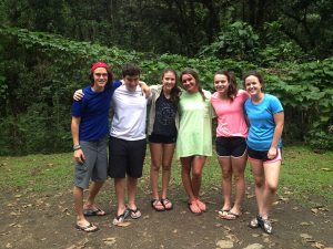 Summer Expeditions 2015 with Outward Bound Costa Rica