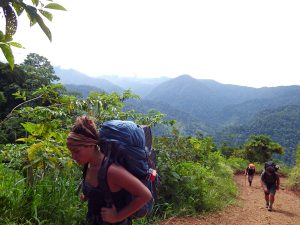 Rainforest Hike & Homestay #2